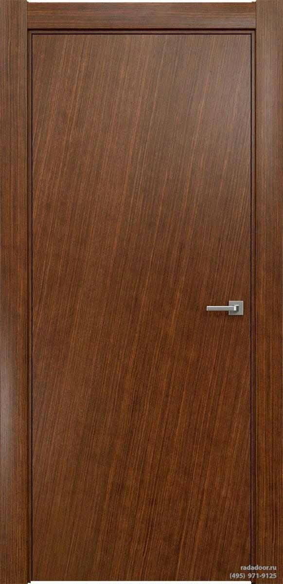 Дверь Рада Nature Rain (темный орех)