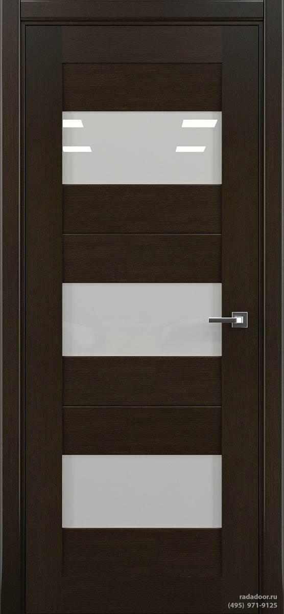 Дверь Рада Polo ДО-1, исп. 1 (венге)