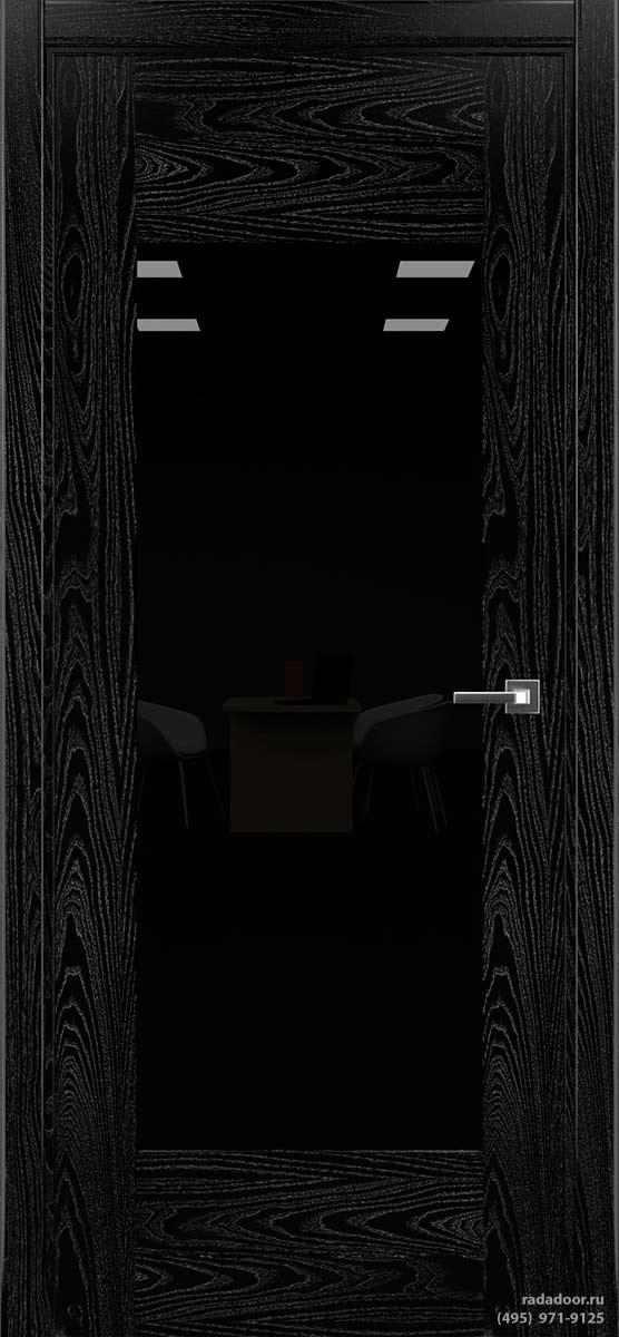 Дверь Рада Polo ДО-2, исп. 2 (noir)
