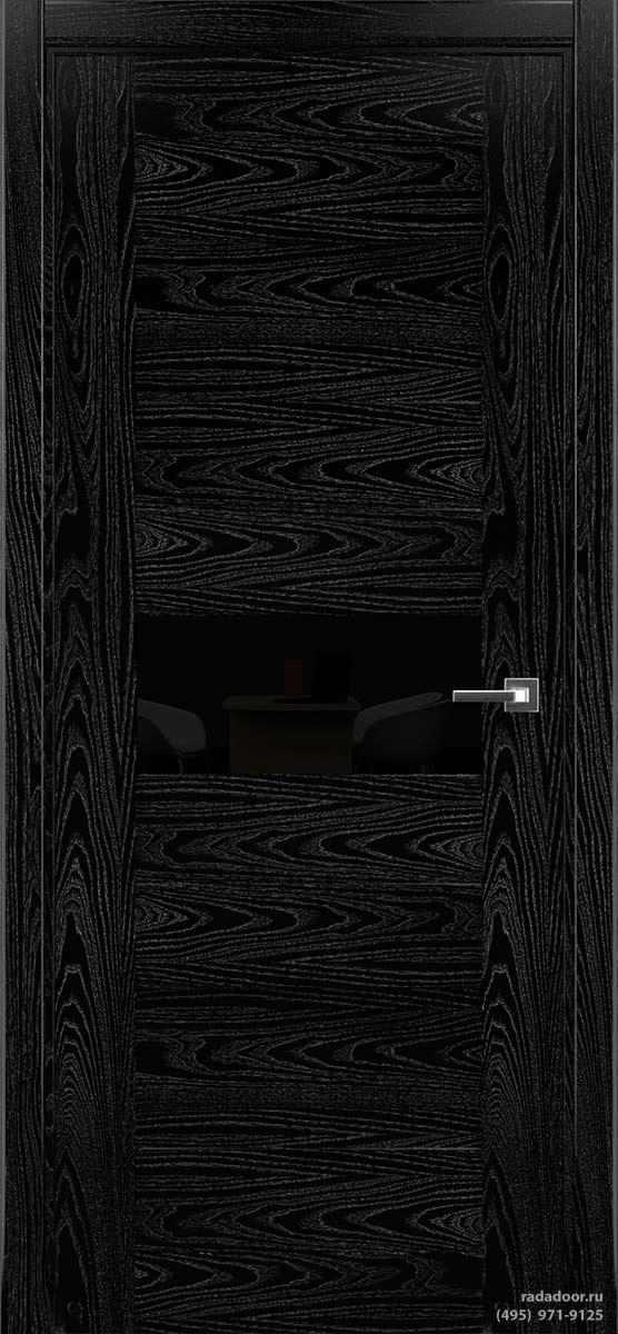 Дверь Рада Polo ДО-3, исп. 2 (noir)