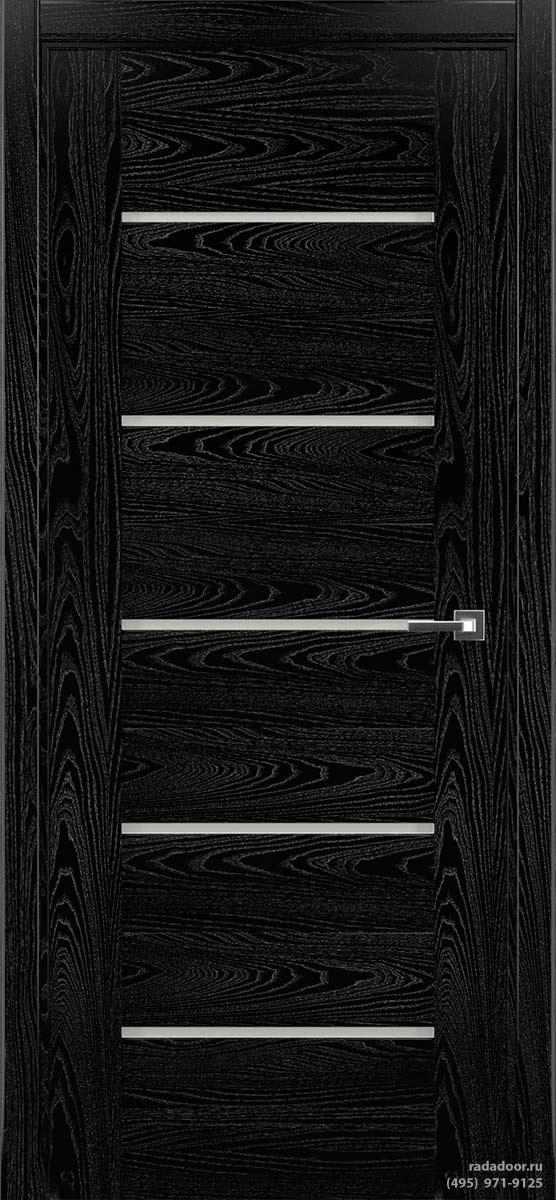 Дверь Рада Polo ДО-4, исп. 1 (noir)