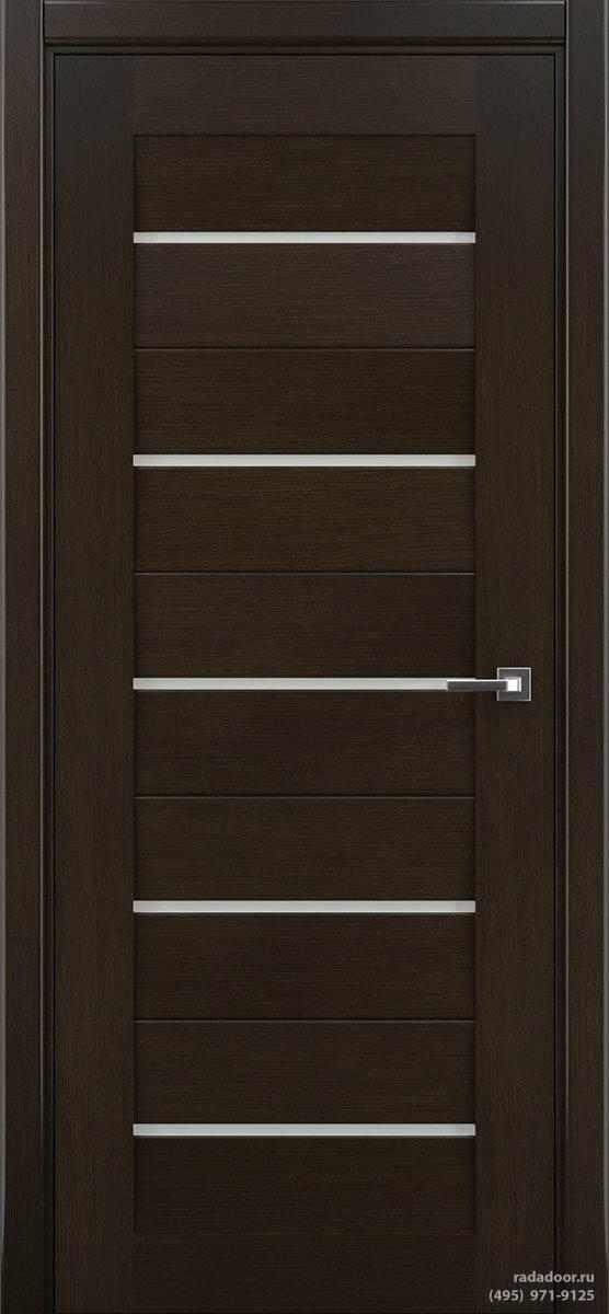 Дверь Рада Polo ДО-4, исп. 1 (венге)