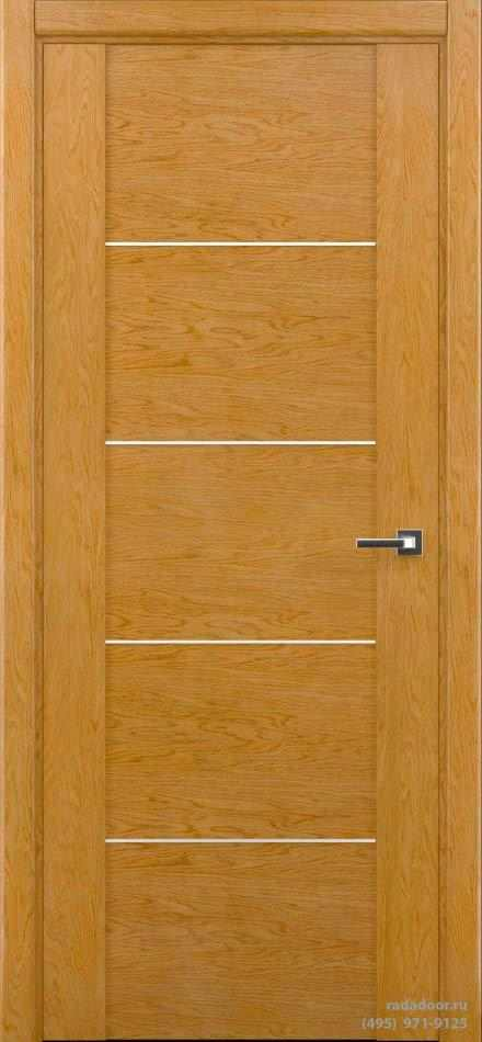 Дверь Рада Bruno ДГ-1 (дуб натуральный)