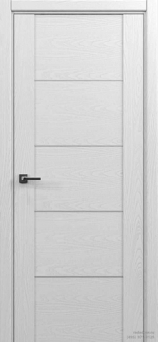 Дверь Рада Bruno ДГ-1 (белая эмаль)