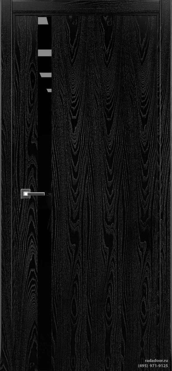 Дверь Рада Marco ДО-1, исп. 2 (noir)