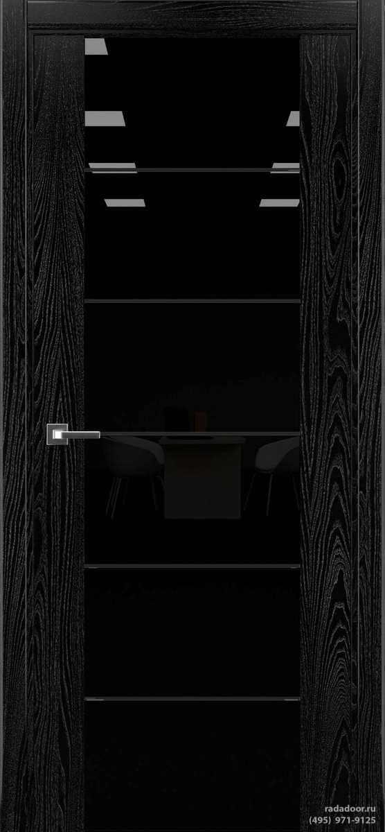 Дверь Рада Marco ДО-2 , исп.10 (noir)