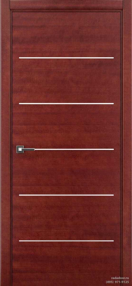 Дверь Рада Marco ДГ-4 (красное дерево)