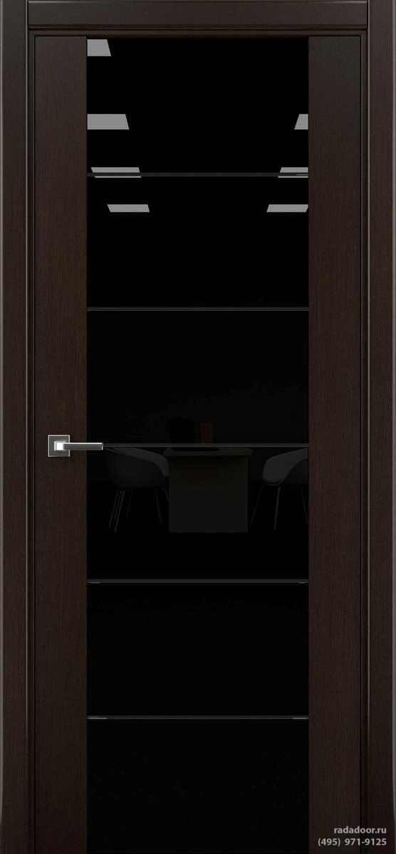 Дверь Рада Marco ДО-2, исп. 10 (венге)