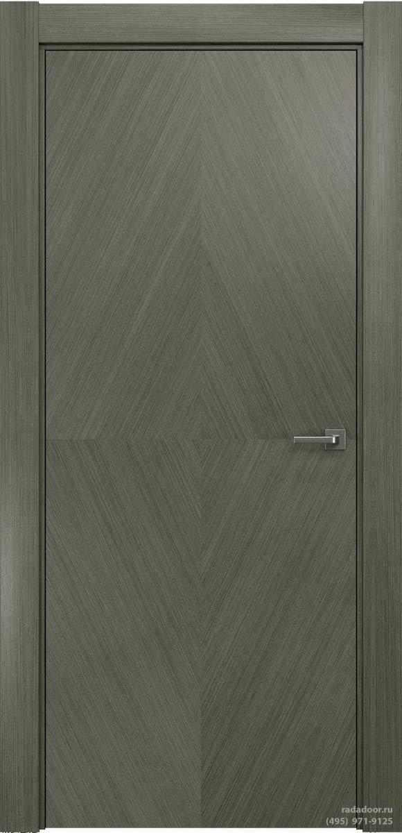Дверь Рада Nature Crystal (серый дуб)