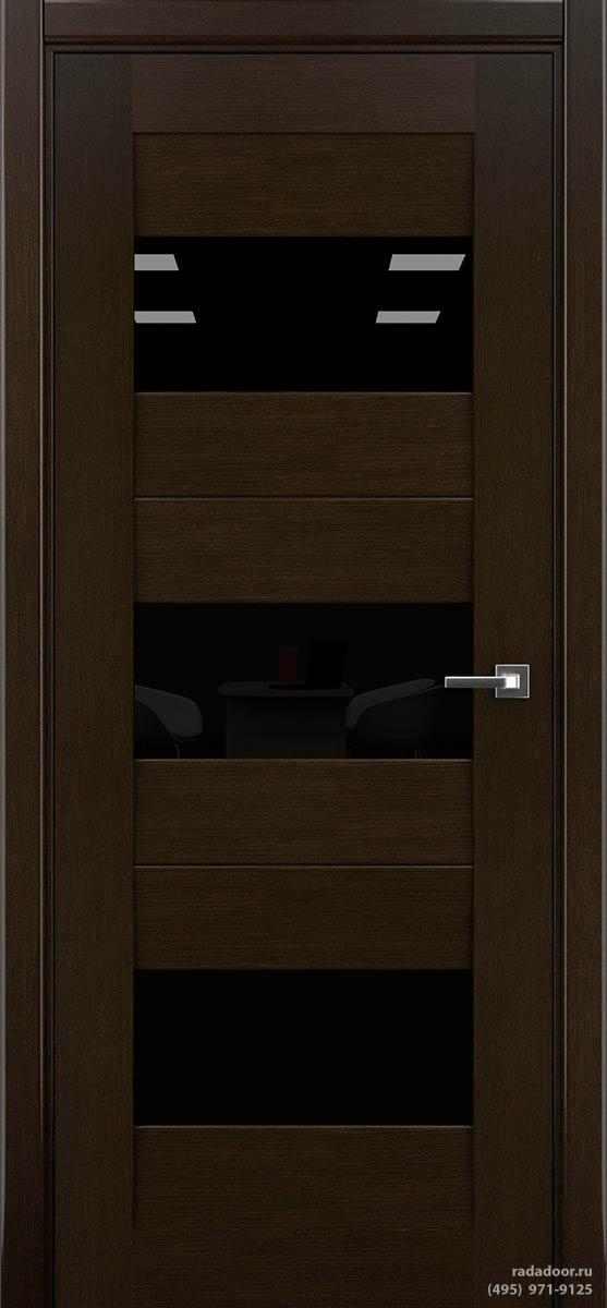 Дверь Рада Polo ДО-1, исп. 2 (венге)